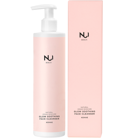 NUI Cosmetics Natural Glow Soothing Face Cleanser KOHAE 300 ml