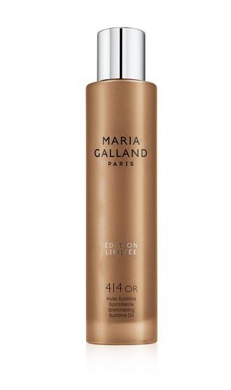 Maria Galland 414 OR Huile Sublime Scintillante 90 ml