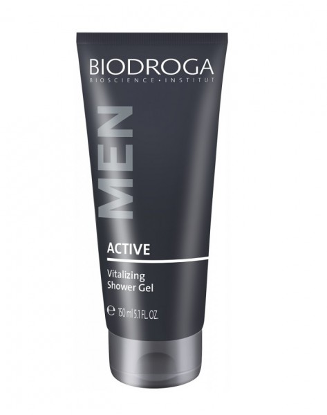 Biodroga Men Active Vitalizing Shower Gel 150 ml