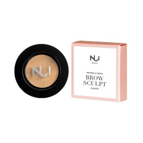 NUI Cosmetics Natural Brow Sculpt in 3 Farben