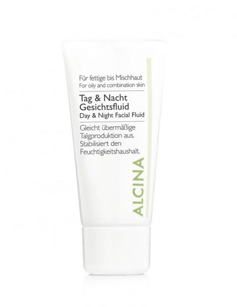 Alcina Tag & Nacht Gesichtsfluid 50 ml