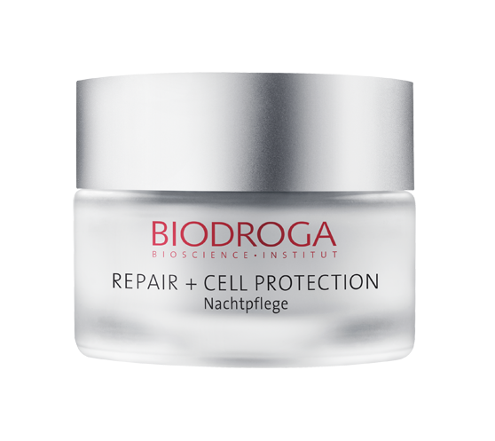 Biodroga Repair + Cell Protection Nachtpflege 50 ml