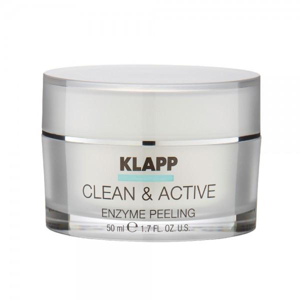 Klapp Clean & Active Enzyme Peeling 50 ml