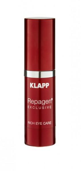 KLAPP REPAGEN EXCLUSIVE RICH EYE CARE 15 ml