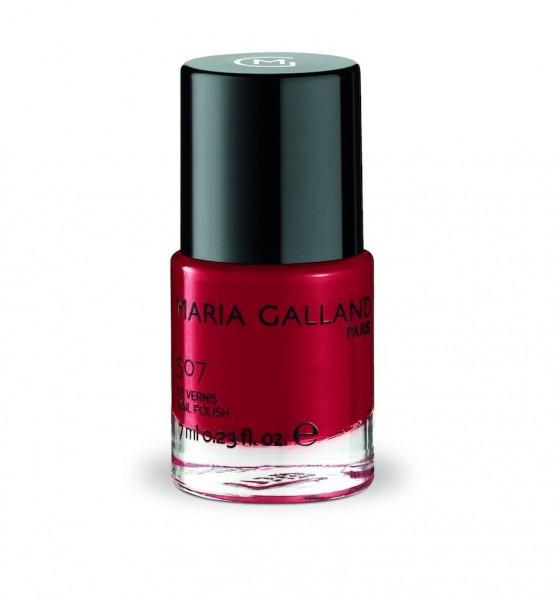 MARIA GALLAND 507 LE VERNIS - 10 Rouge Pur
