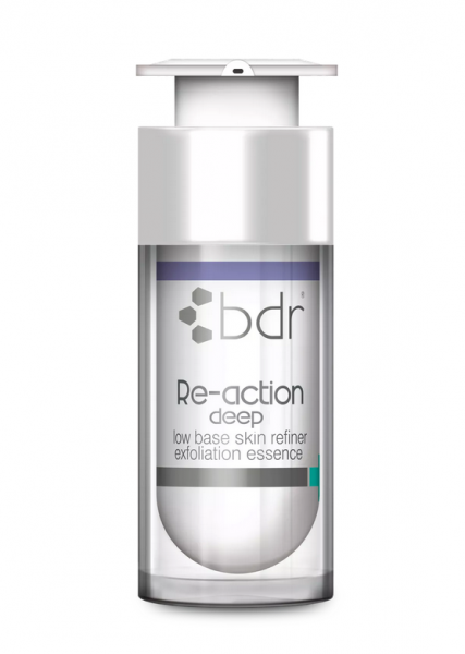 bdr Re-action deep AHA Glycolsäure Peeling