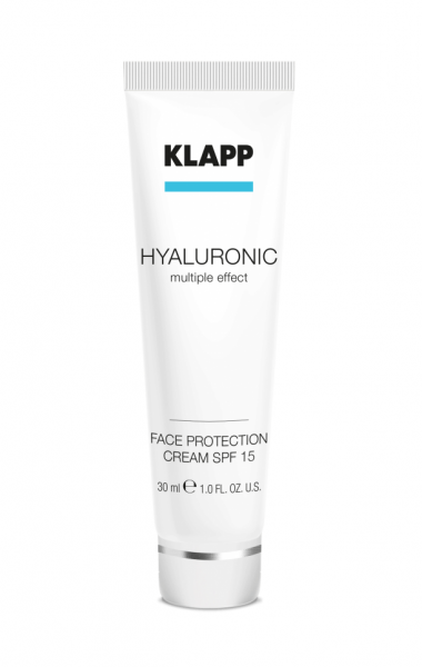 Klapp Hyaluronic Face Protection Cream SPF 15