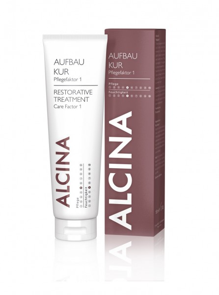 Alcina Aufbau-Kur Pflegefaktor 1 - 150 ml