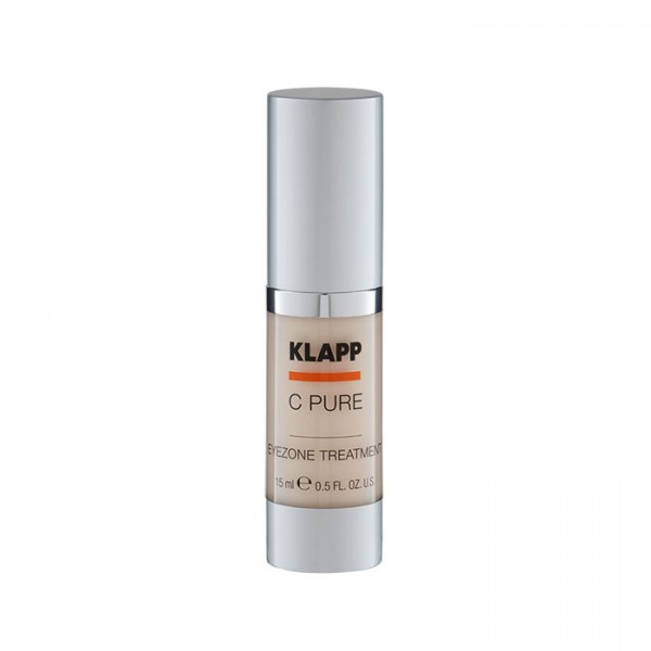 Klapp C Pure Eyezone Treatment 15 ml