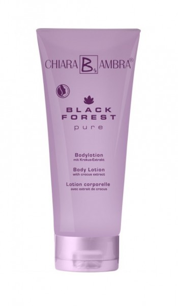 CHIARA AMBRA Black Forest Pure Bodylotion 200 ml