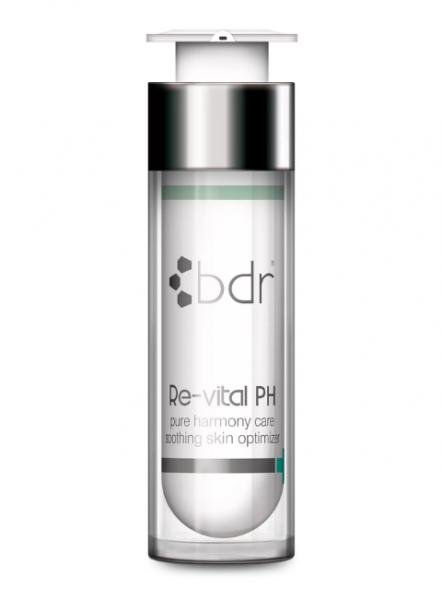 bdr Re-vital PH Pflegecreme unreine Haut