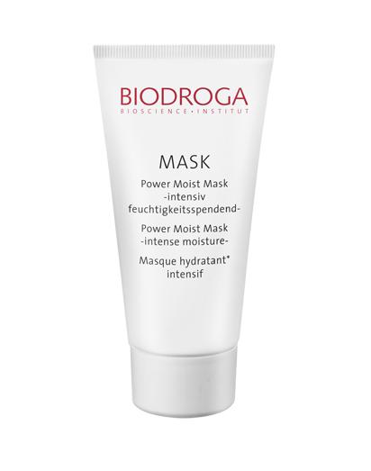 Biodroga Power Moist Mask 50 ml