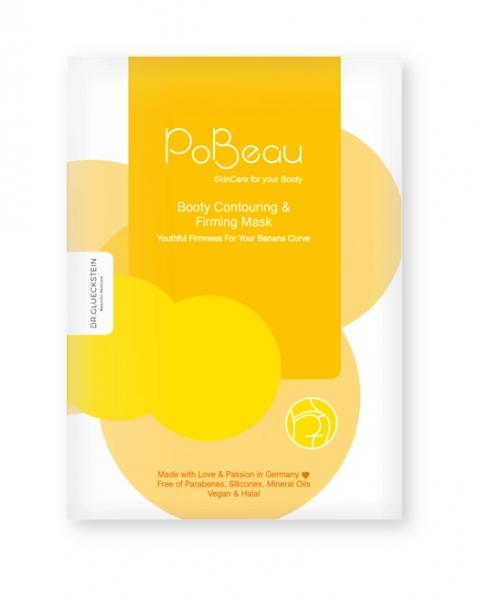 PoBeau Booty Contouring & Firming Mask 1 Stk.