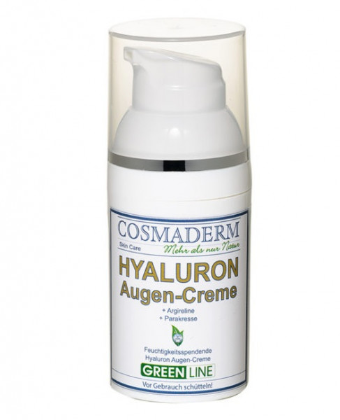 Cosmaderm Hyaluron-Augencreme 30 ml