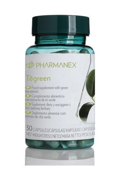 Nu Skin Pharmanex Tegreen 30 Kapseln