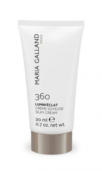 MARIA GALLAND 360 Crème Soyeuse Lumin'Éclat (klein) 20 ml