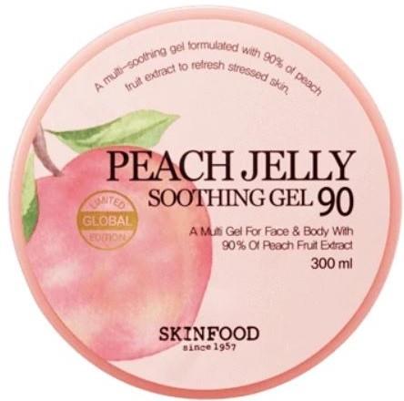 Skinfood Peach Jelly Soothing Gel90