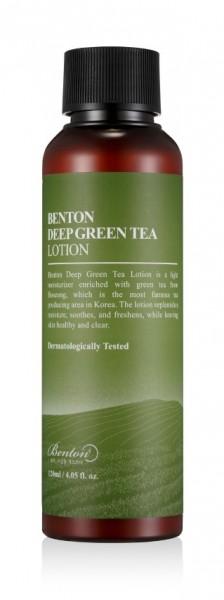 Benton Deep Green Tea Lotion