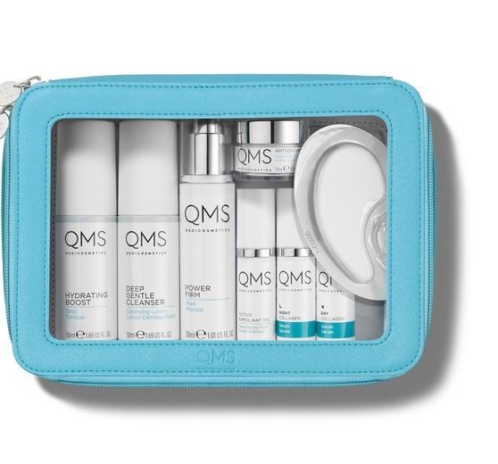 QMS Medicosmetics Luxury Travel Bag