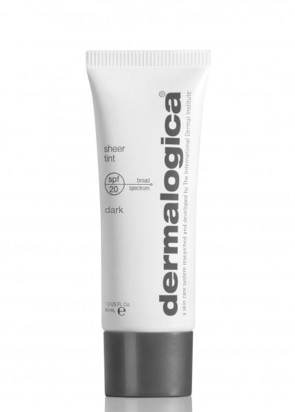 Dermalogica Colour Line Sheer Tint SPF 20 (dark) Moisturizer 40 ml