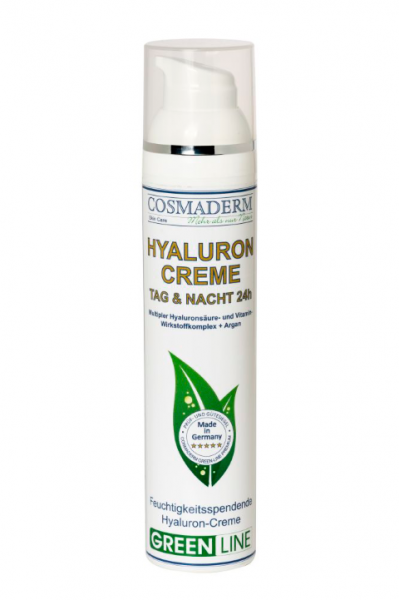 Cosmaderm Hyaluron Tag & Nachtcreme 24 h