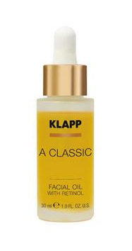 Klapp A Classic Facial Oil With Retinol 30 ml