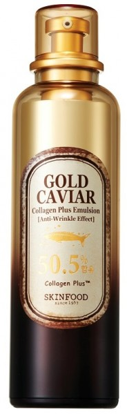 Skinfood Gold Caviar Collagen Plus Emulsion