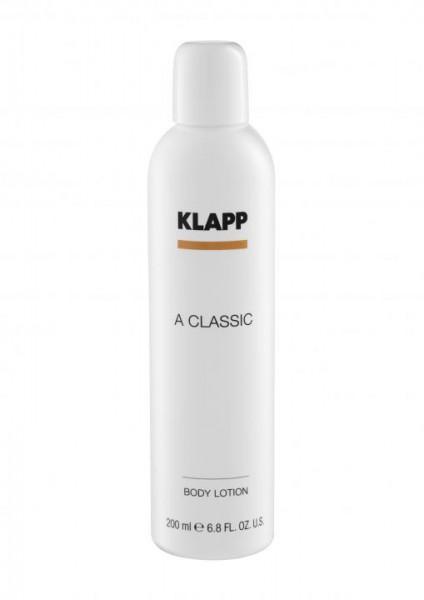 Klapp A Classic Body Lotion 200 ml