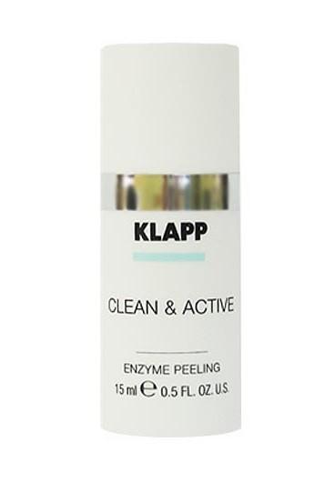Klapp Clean & Active Enzyme Peeling 15 ml