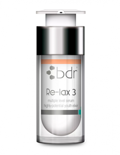 bdr Re-lax 3 Glättungs- & Reparaturserum