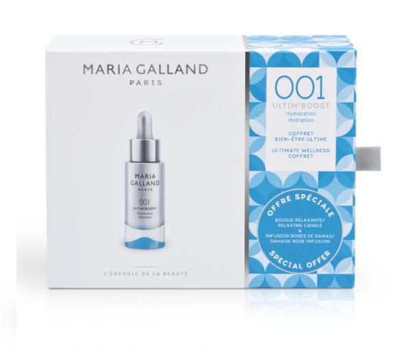 Maria Galland Ultim'Boost 001 Coffret Hydratation Geschenkset