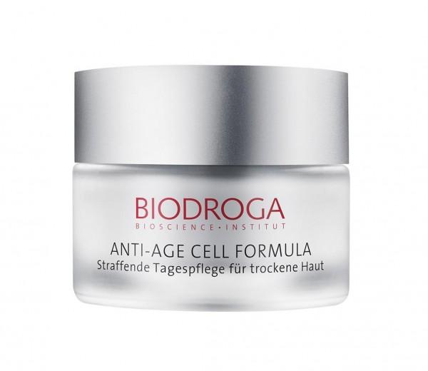 Biodroga Anti-Age Cell Formula Straffende Tagespflege für trockene Haut 50 ml