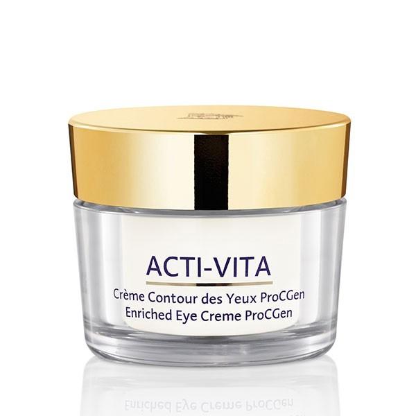 Monteil Acti-Vita Enriched Eye Creme ProCGen 15 ml