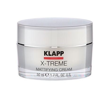 KLAPP X-TREME MATTIFYING CREAM 50 ml