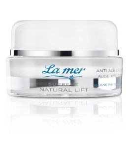 La mer Supreme Natural Lift Anti Age Cream Auge