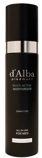 d'Alba White Truffle All-in-One Skin Lotion for Men