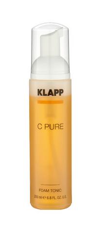 Klapp C Pure Foam Tonic 200 ml