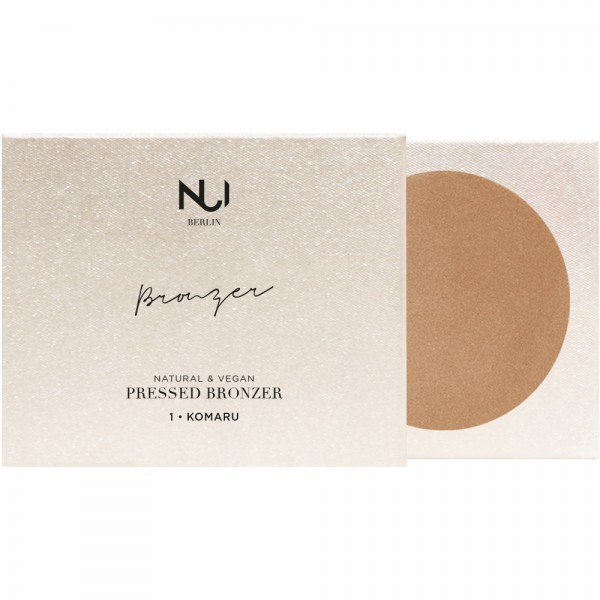 NUI Cosmetics Natural Pressed Bronzer in 2 Farben