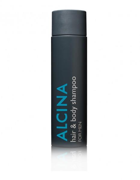 Alcina hair & body shampoo 250 ml