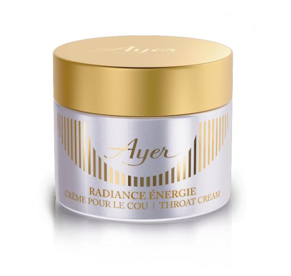 Ayer Radiance Énergie Throat Cream 50 ml