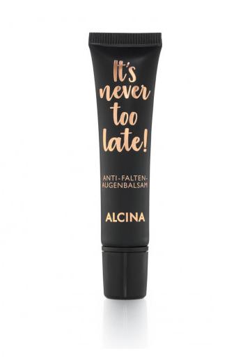 Alcina It's never too late Anti-Falten-Augenbalsam 15 ml