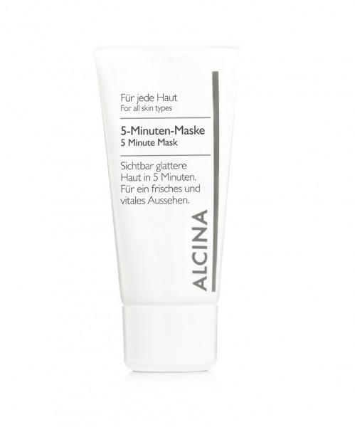 Alcina 5-Minuten-Maske 50 ml