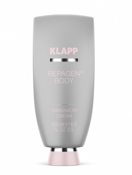 Klapp Repagen Body Cinnamon Cream 200 ml