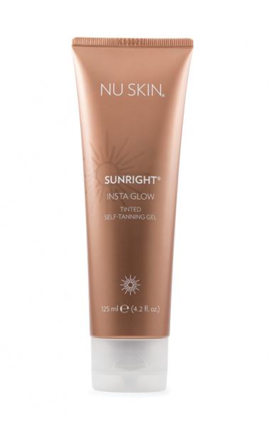 Nu Skin Sunright Insta Glow Tinted Self-Tanning Gel 125 ml