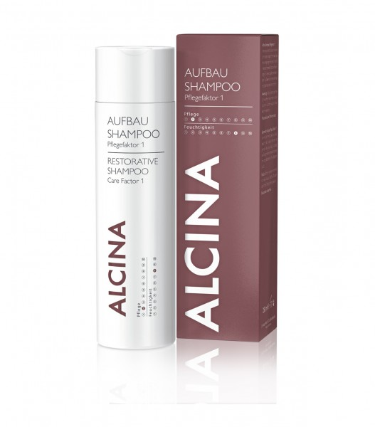 Alcina Aufbau-Shampoo Pflegefaktor 1 - 250 ml