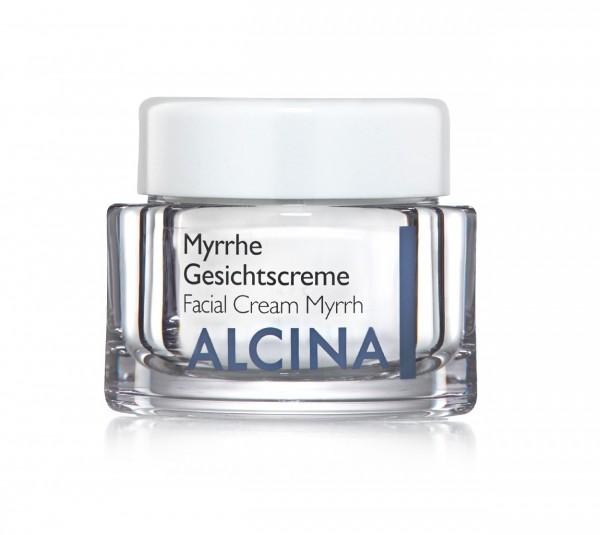 Alcina Myrrhe Gesichtscreme 50 ml