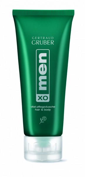 Gertraud Gruber menXO vital pflegedusche hair & body 200 ml