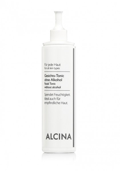 Alcina Gesichts-Tonic ohne Alkohol 200 ml