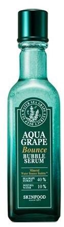 Skinfood Aqua Grape Bounce Bubble Serum