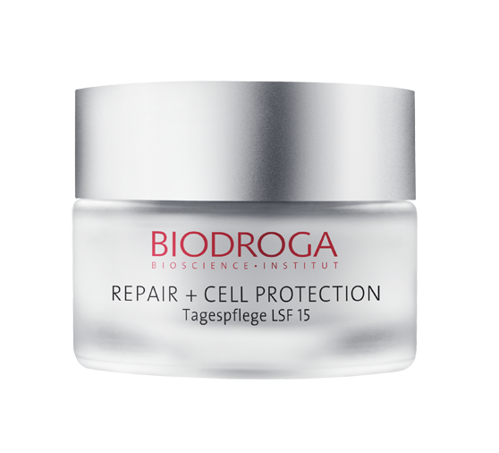 Biodroga Repair + Cell Protection Tagespflege LSF15 - 50 ml